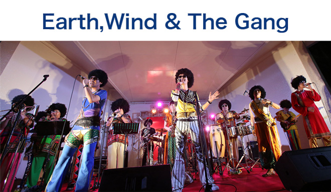 Earth,Wind & The Gang