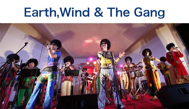 Earth,Wind & The Gang